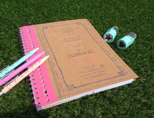 blognotes - unicorns & fairytales