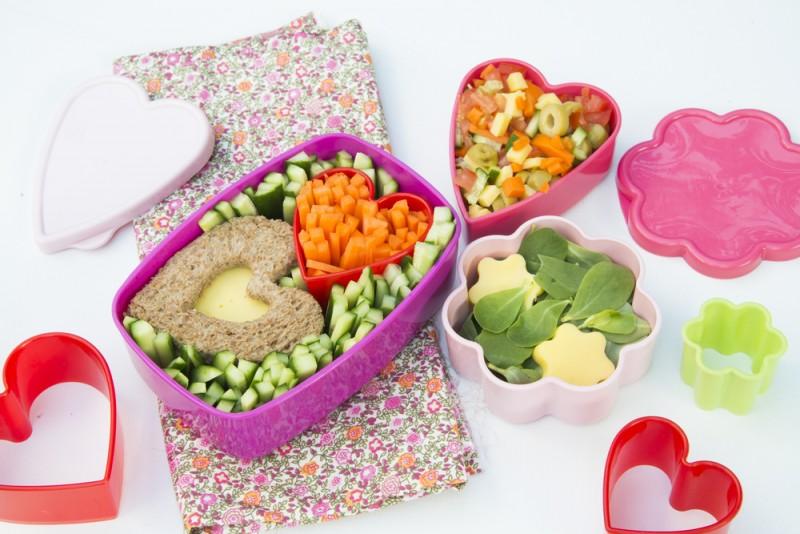 shutterstock 303967952 - Bento, de leuke gezonde lunch!