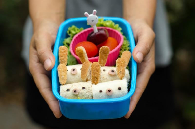 shutterstock 399982162 - Bento, de leuke gezonde lunch!