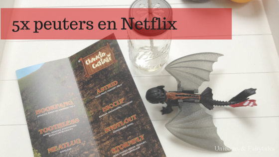 5 peuters en Netflix - Uit de oude doos #8
