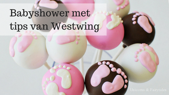 Babyshower met Westwing - Babyshower ideetjes met Westwing
