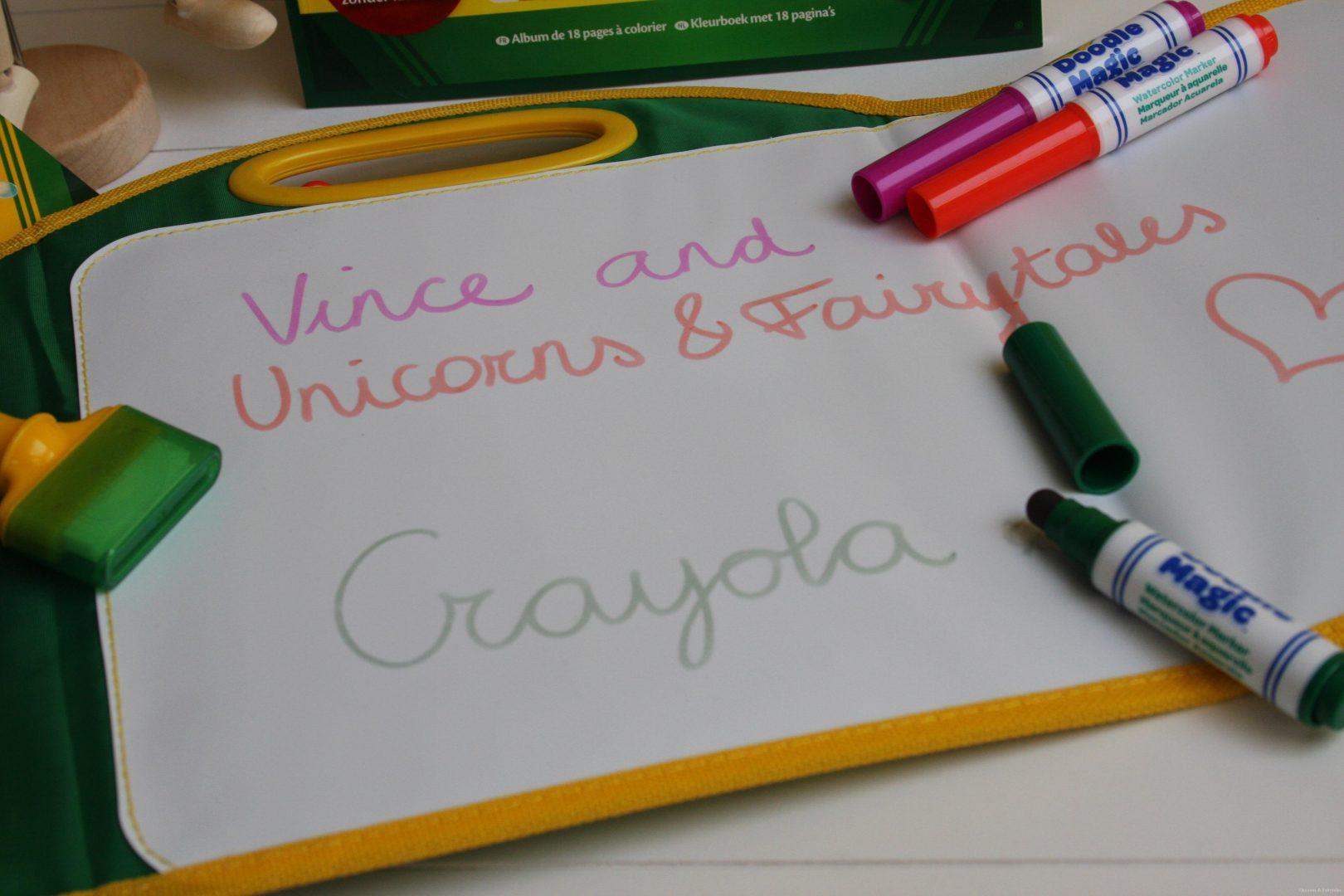 IMG 5654 - Magisch kleuren met Crayola