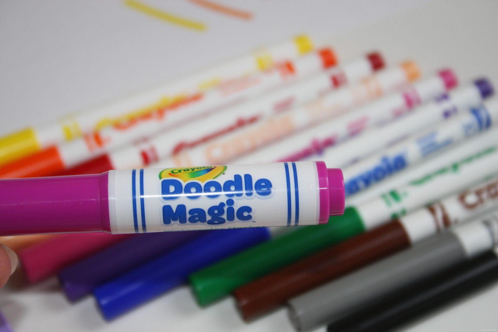 IMG 5669 - Magisch kleuren met Crayola
