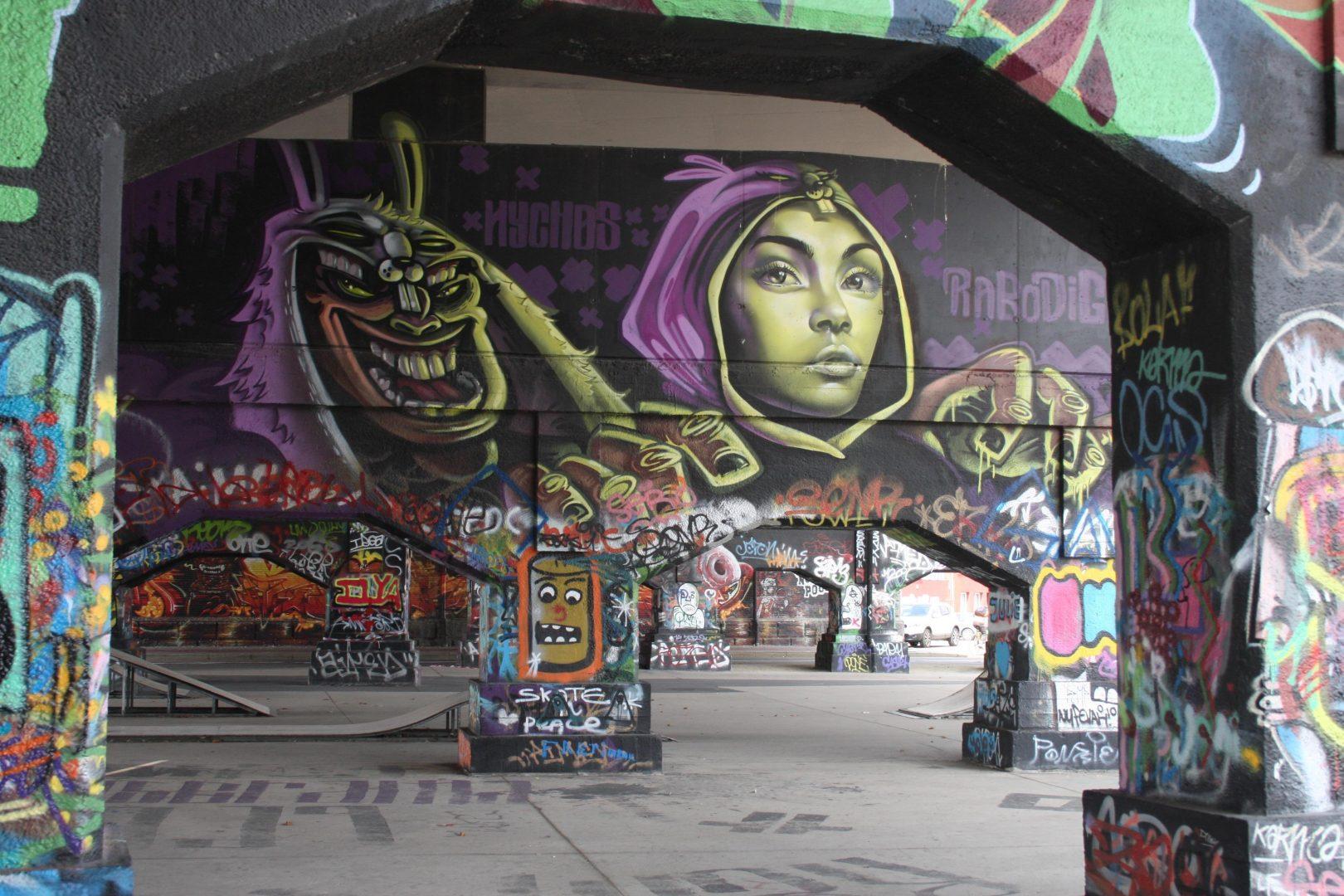 IMG 5834 - Op stap  |  Park Spoor Noord in Antwerpen