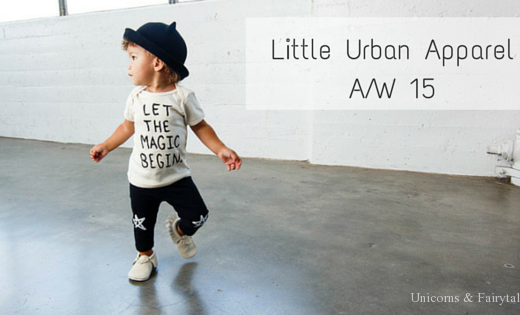 Little Urban Apparel - unicorns & fairytales