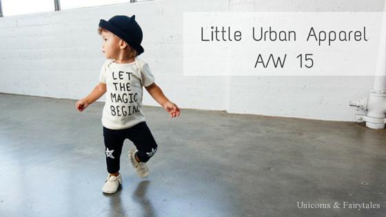 Little Urban Apparel - unicorns & fairytales