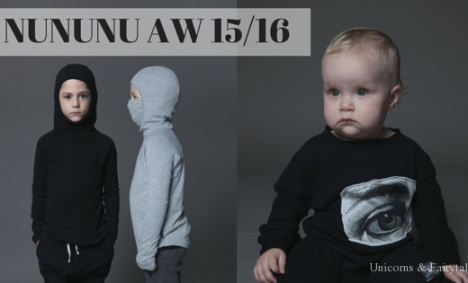 NUNUNU AW 15-16 - unicorns & fairytales