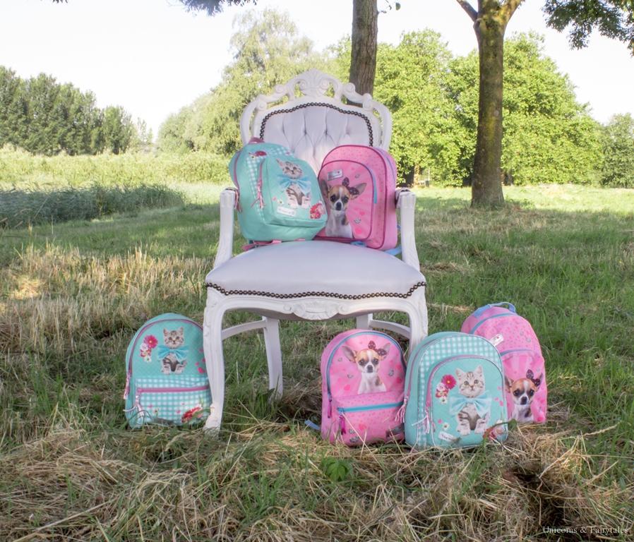 Tall Tales klein - Back to school tip #2 | rugzak van Kidzroom (+WIN!)