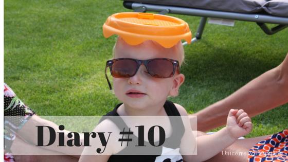diary #10 - unicorns & fairytales