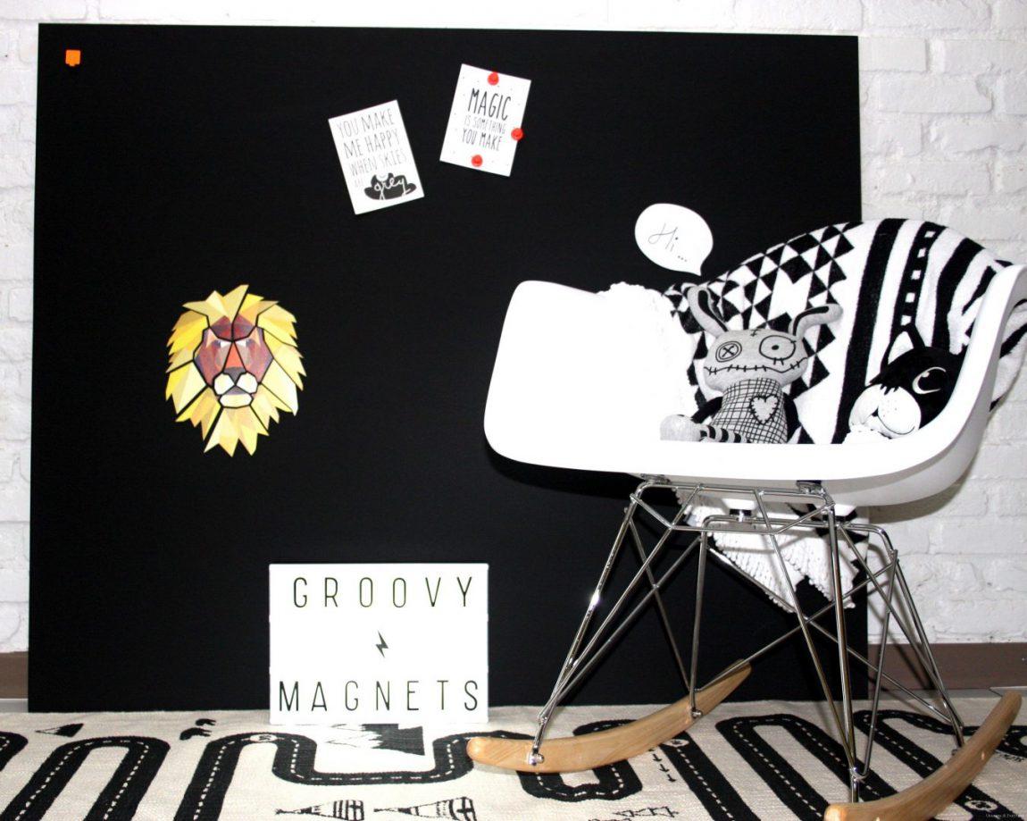 groovy magnets - unicorns & fairytales