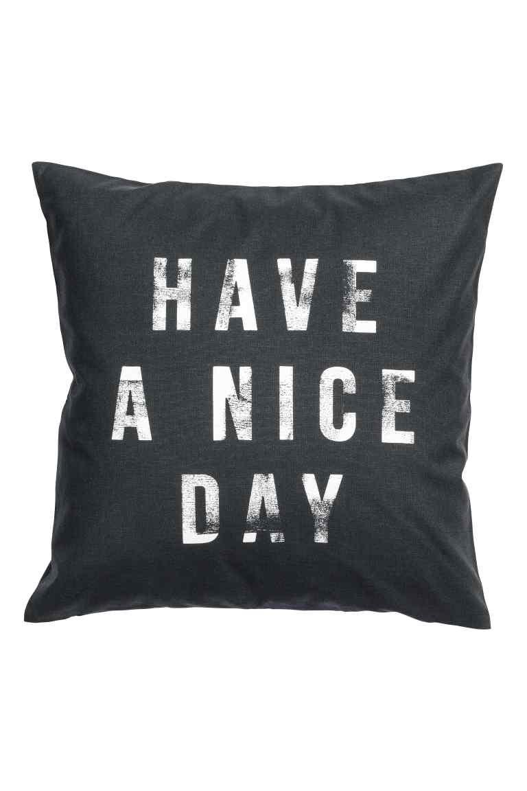 hmprod - Musthave | H&M Home black & white