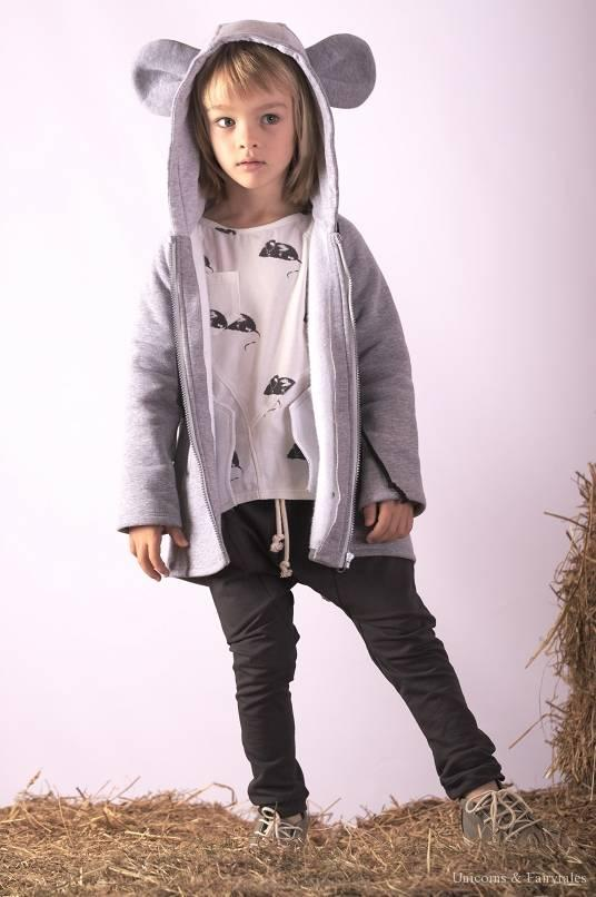 mouse in a house mouse coat grey 2 - Webshoptip    Bambini Amore (+WIN)