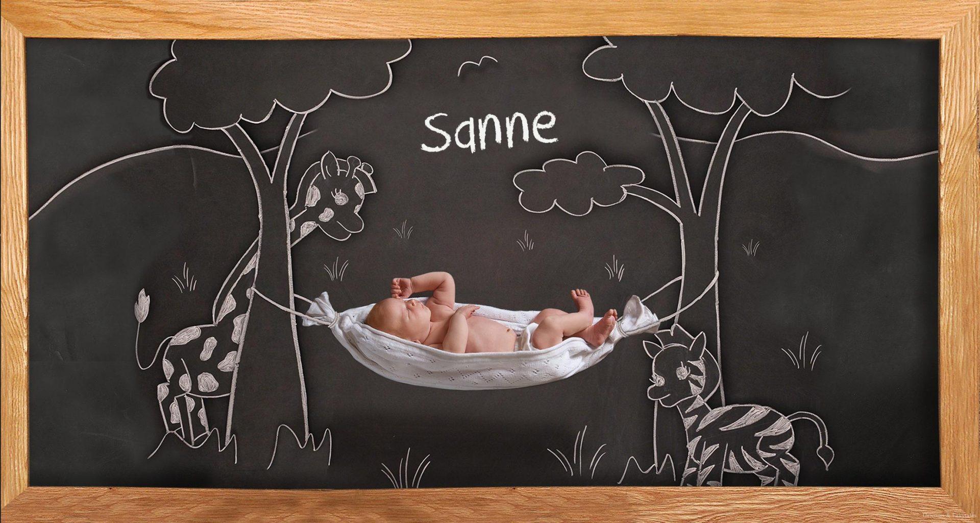 geboortekaartjes geboortepost CM5 - Unieke geboortekaartjes