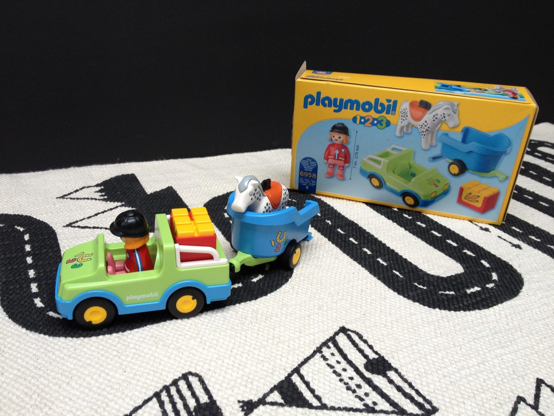 Playmobil 123 - unicorns & fairytales