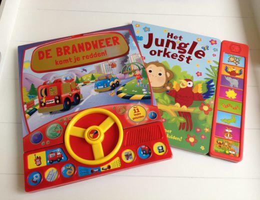 leuke boeken voor een peuter - unicorns & fairytales