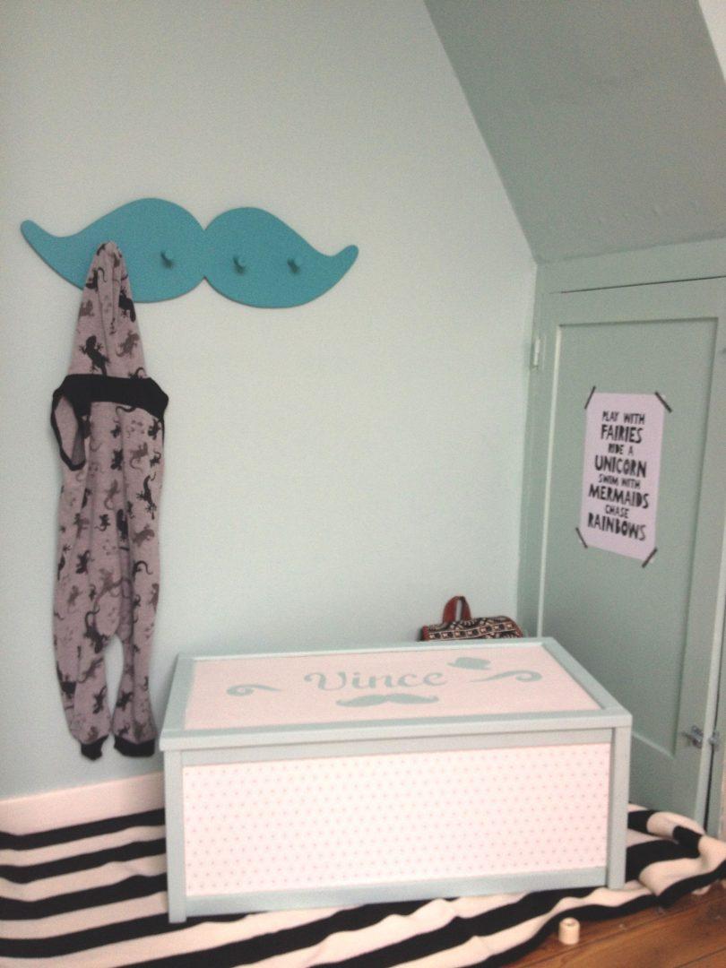 kamer12 - De kinderkamer van Vince|deel 2