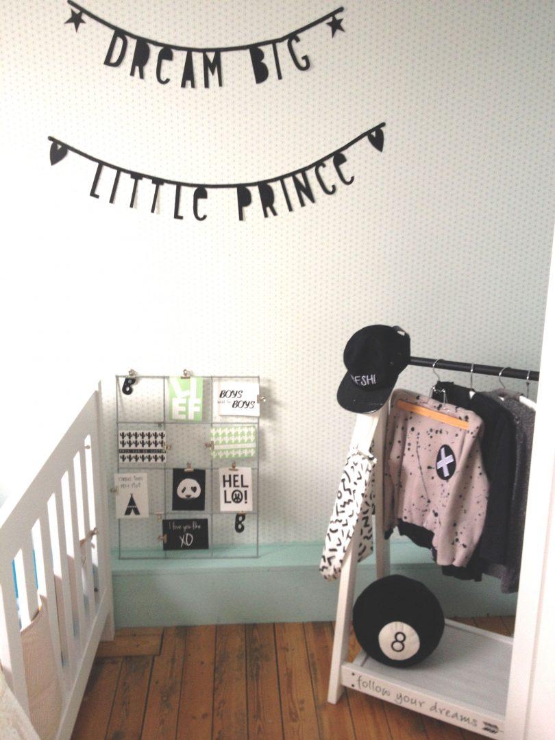 kamer9 - De kinderkamer van Vince|deel 2