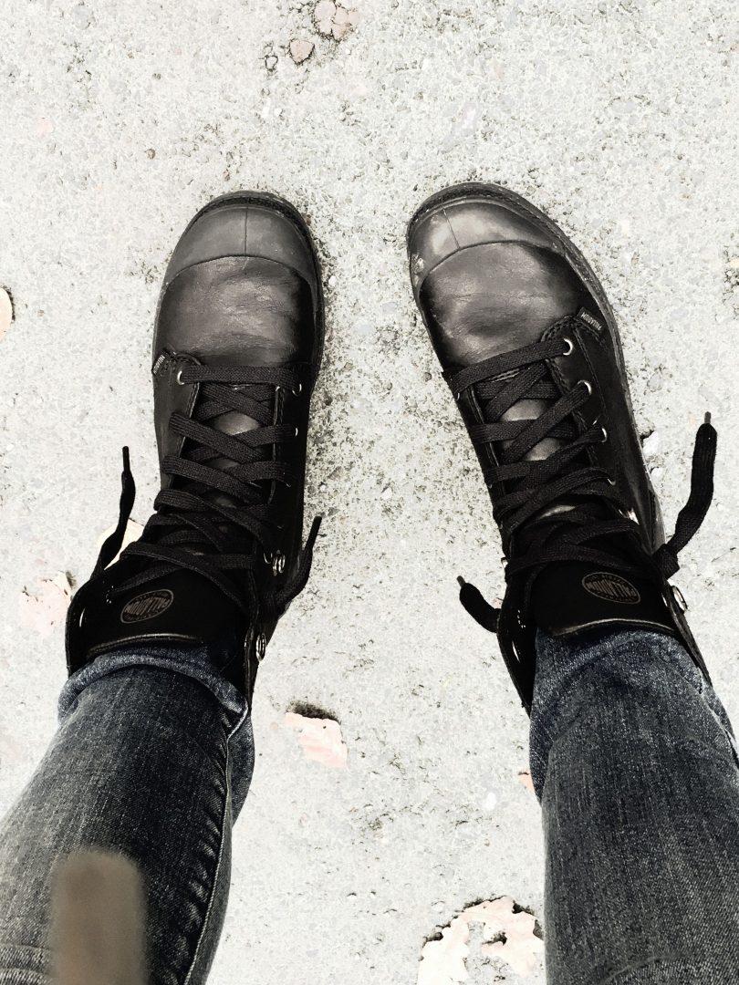 palladium2 - Twinning met Palladium Boots