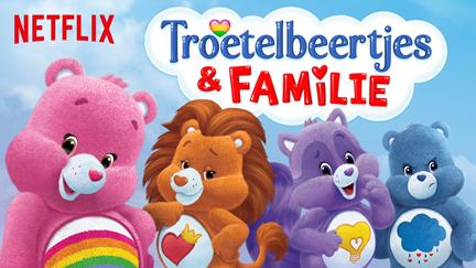troetelbeertjes op Netflix - unicorns & fairytales