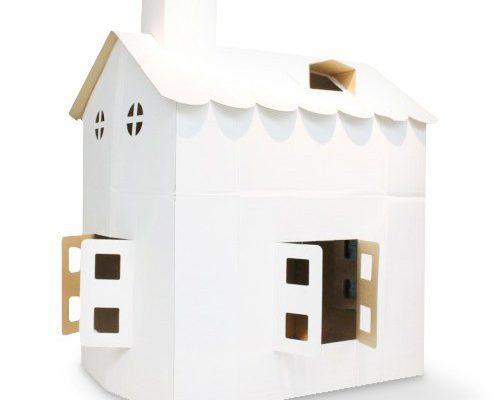 speelhuisje karton 500x400 - Leuke cadeautjes voor de feestdagen