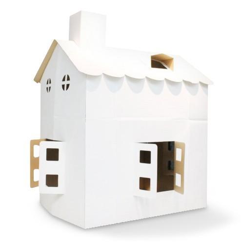 speelhuisje karton - GET INSPIRED Cadeautjes voor de feestdagen
