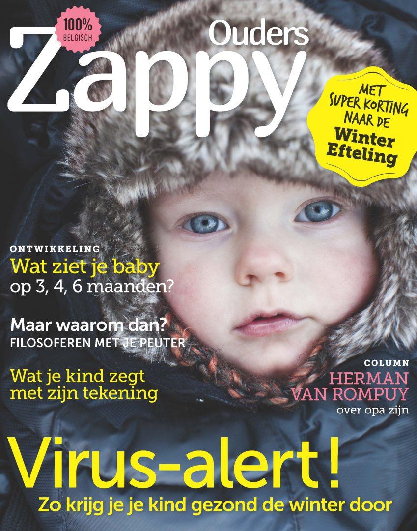 eerste editie - Unicorns & Fairytales meets Zappy Ouders