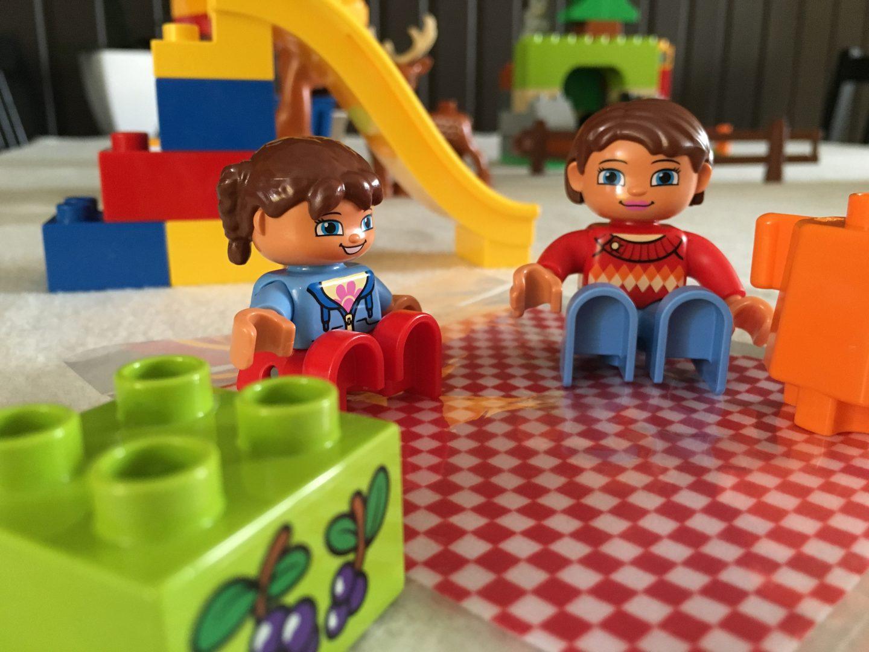 iphone nathalie sep nov 904 - Spelen | het dierenbos van LEGO DUPLO + WIN