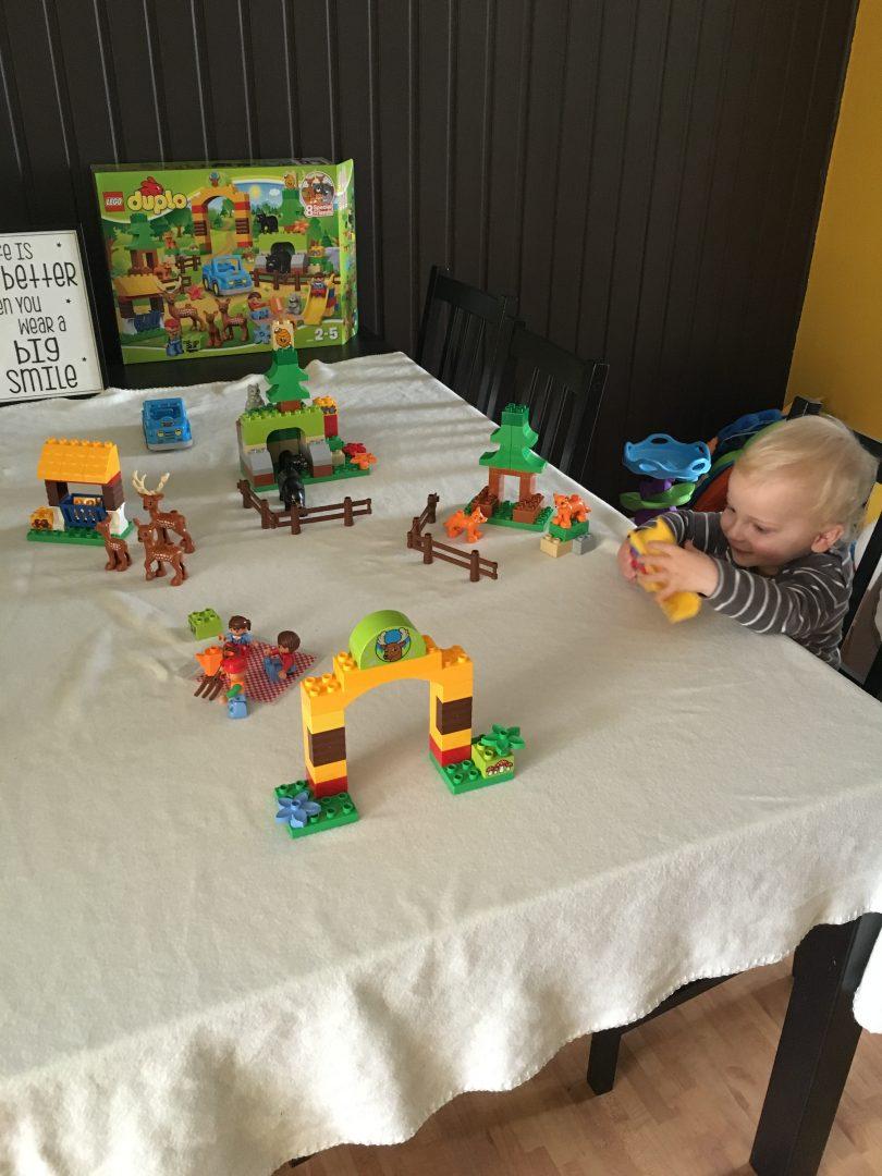 iphone nathalie sep nov 906 - Spelen | het dierenbos van LEGO DUPLO + WIN