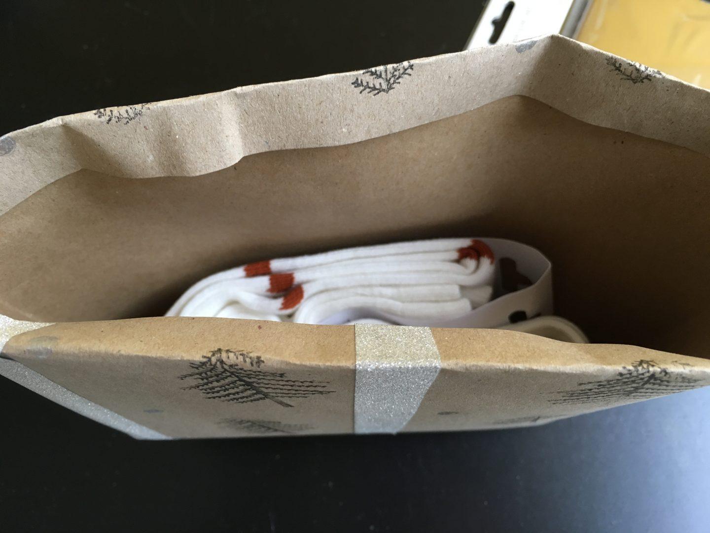 IMG 2682 - DIY | Zelf kerstkaarten en inpakpapier maken
