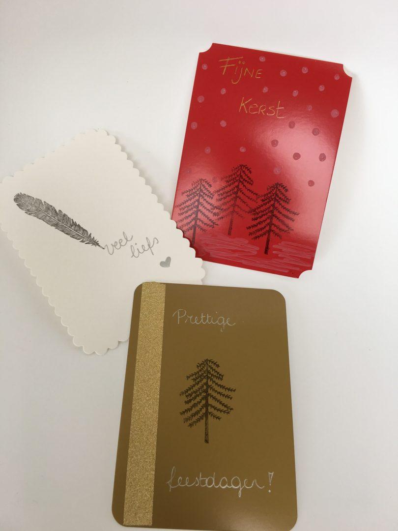 IMG 2690 e1449319290655 - DIY | Zelf kerstkaarten en inpakpapier maken