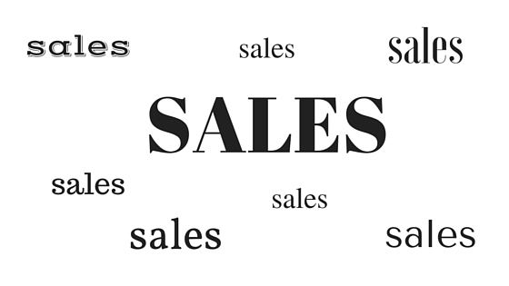 SALES - GET INSPIRED | online sales !