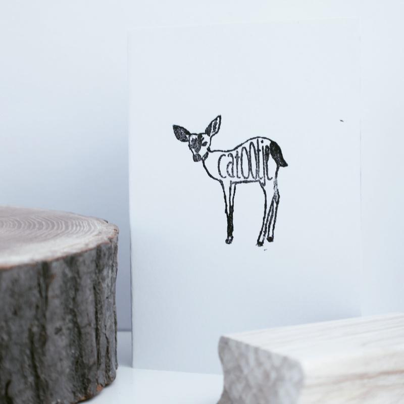 full33802329 - DIY | Zelf kerstkaarten en inpakpapier maken