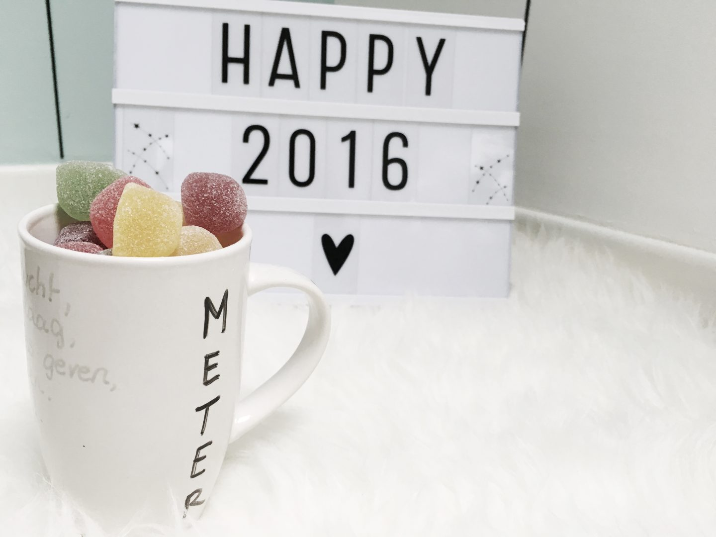 alternatieven voor een nieuwjaarsbrief - unicorns & fairytales