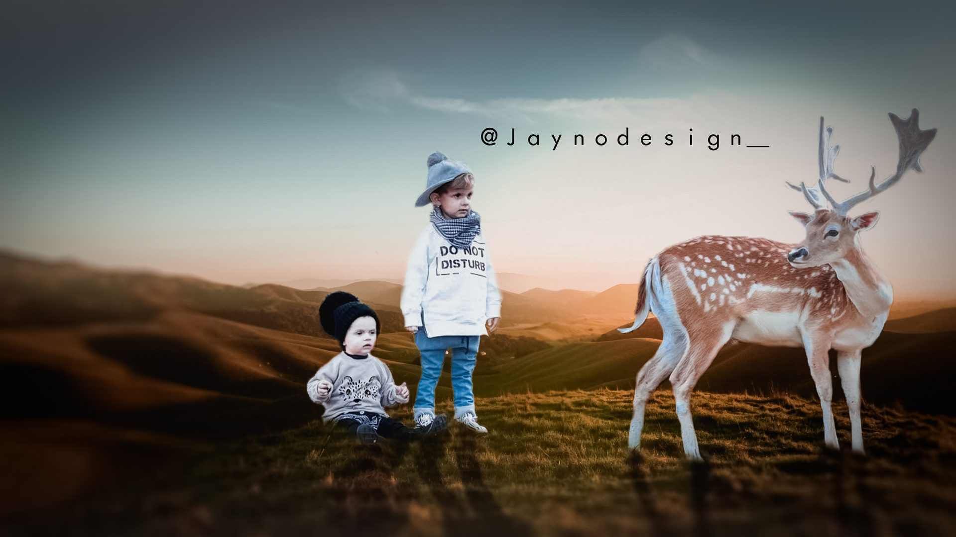bamibiboys - Jayno Design - magical pictures & win