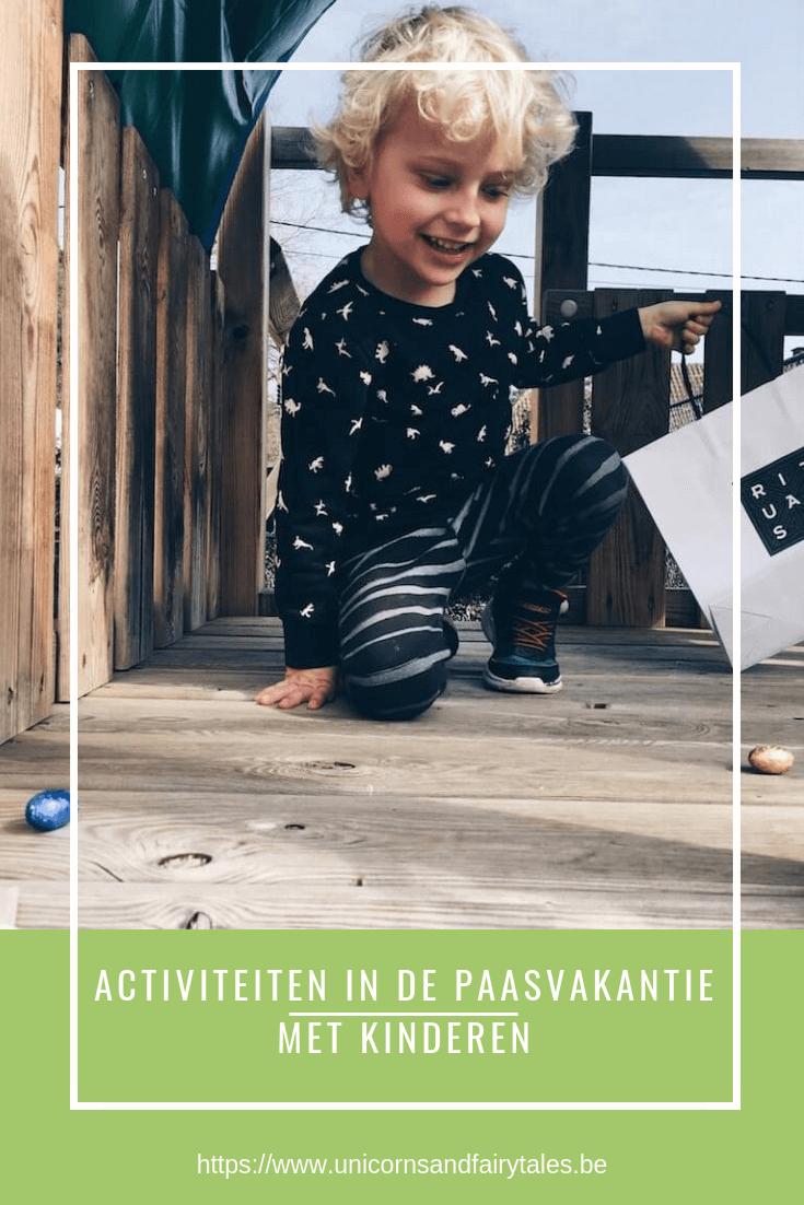 activiteiten paasvakantie met kinderen - unicornis & fairytales