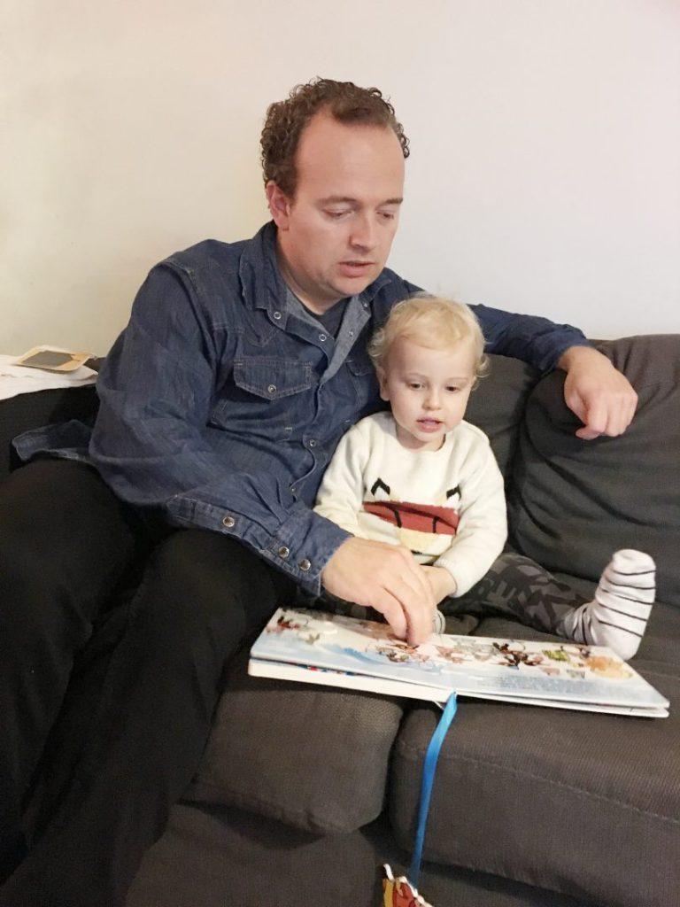 FullSizeRender 883 768x1024 - Lezen met kleine kinderen & ons avondritueel
