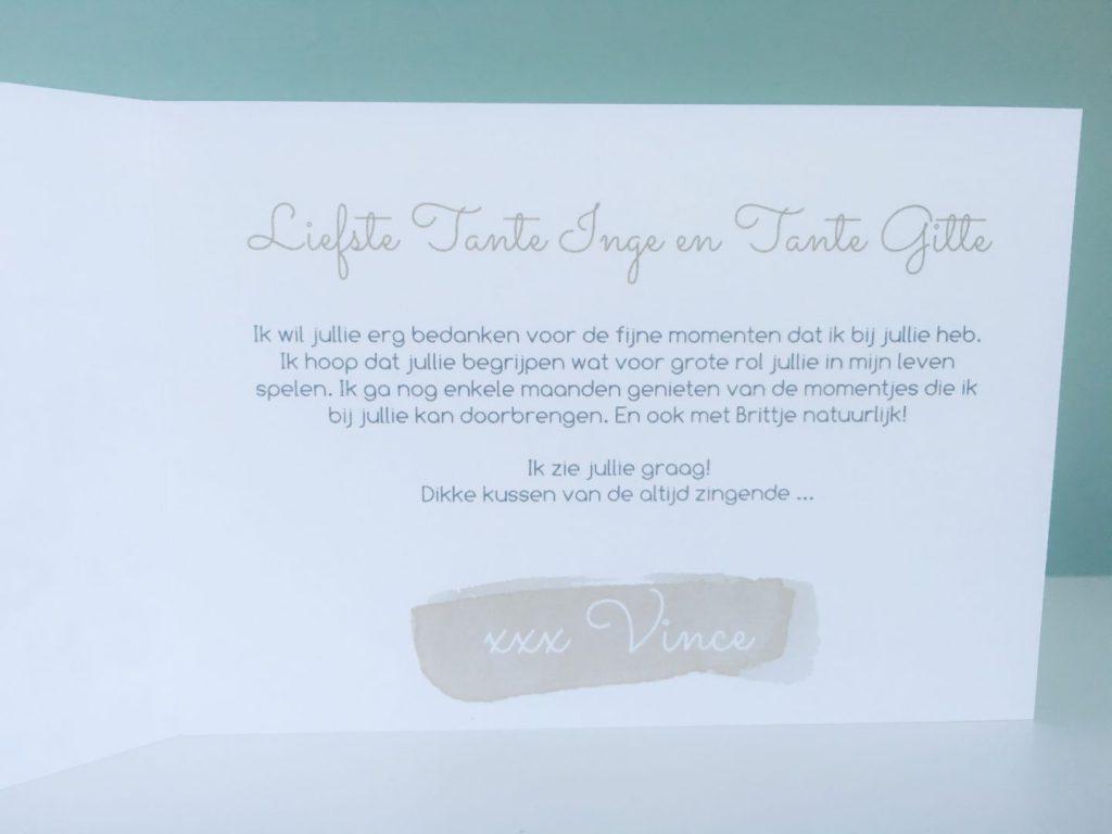 FullSizeRender 978 1024x768 - Traktatie verjaardag Vince uitdeelzakjes & kaartje