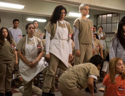 Orange Is The New Black S4 - unicorns & fairytales
