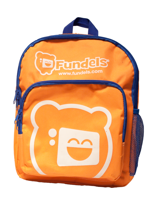 backpack - Fundels & win een prijzenpakket van 50 euro