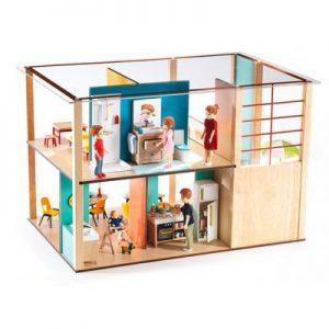 djeco poppenhuis cubic 300x300 - Benjamin Bengel  Webshoptip