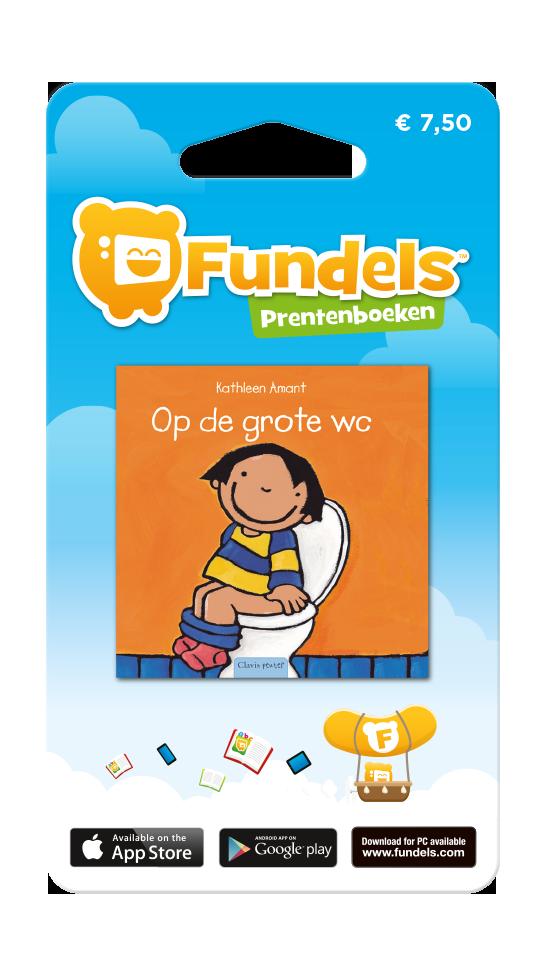 fun grotewc - Fundels & win een prijzenpakket van 50 euro