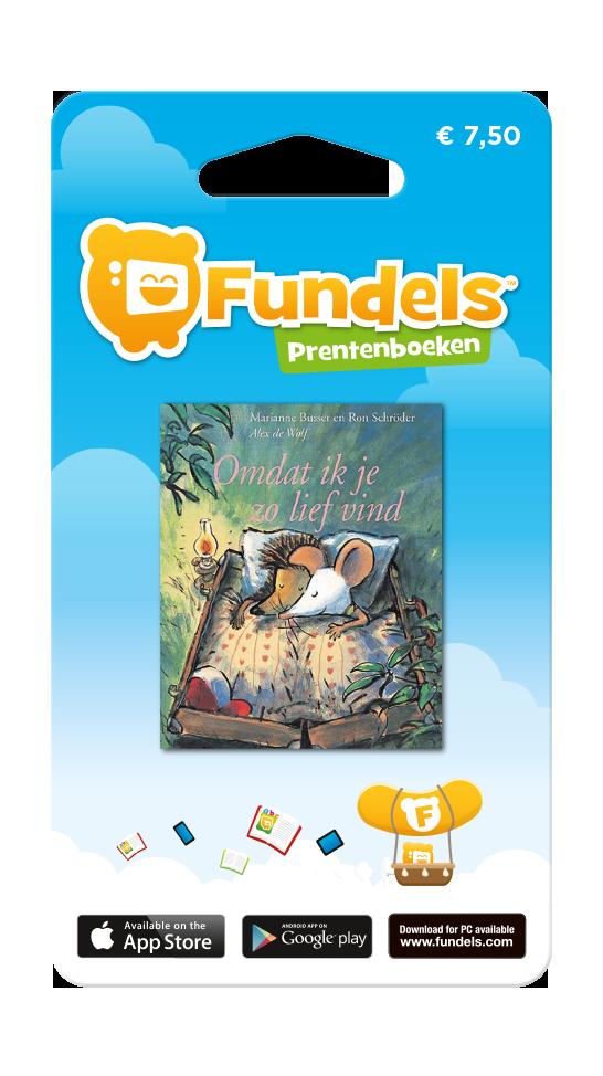 fun omdatikjezoliefvind - Fundels & win een prijzenpakket van 50 euro