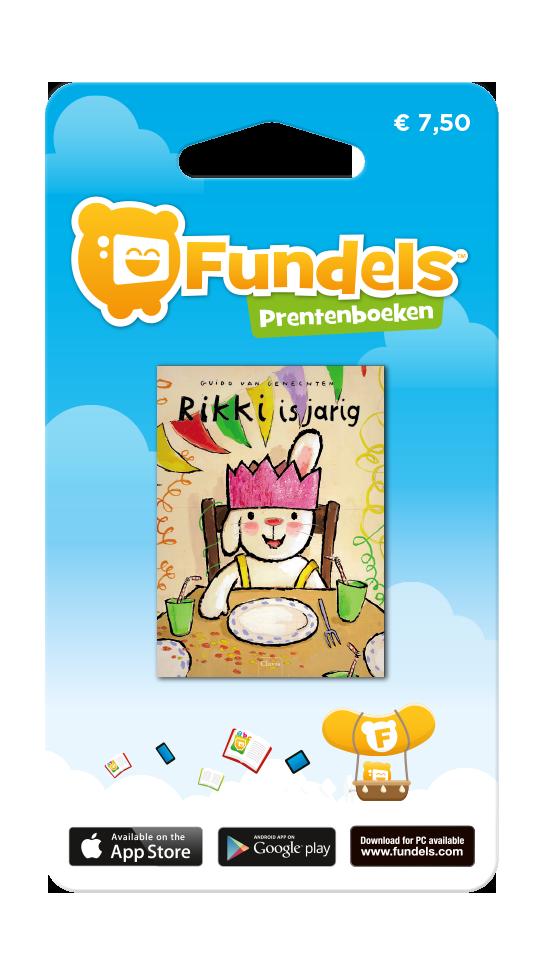 fun rikkiisjarig 1 - Fundels & win een prijzenpakket van 50 euro