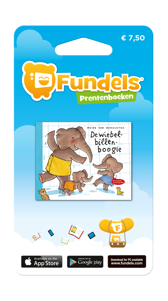 fun wiebelbillenboogie - Fundels & win een prijzenpakket van 50 euro