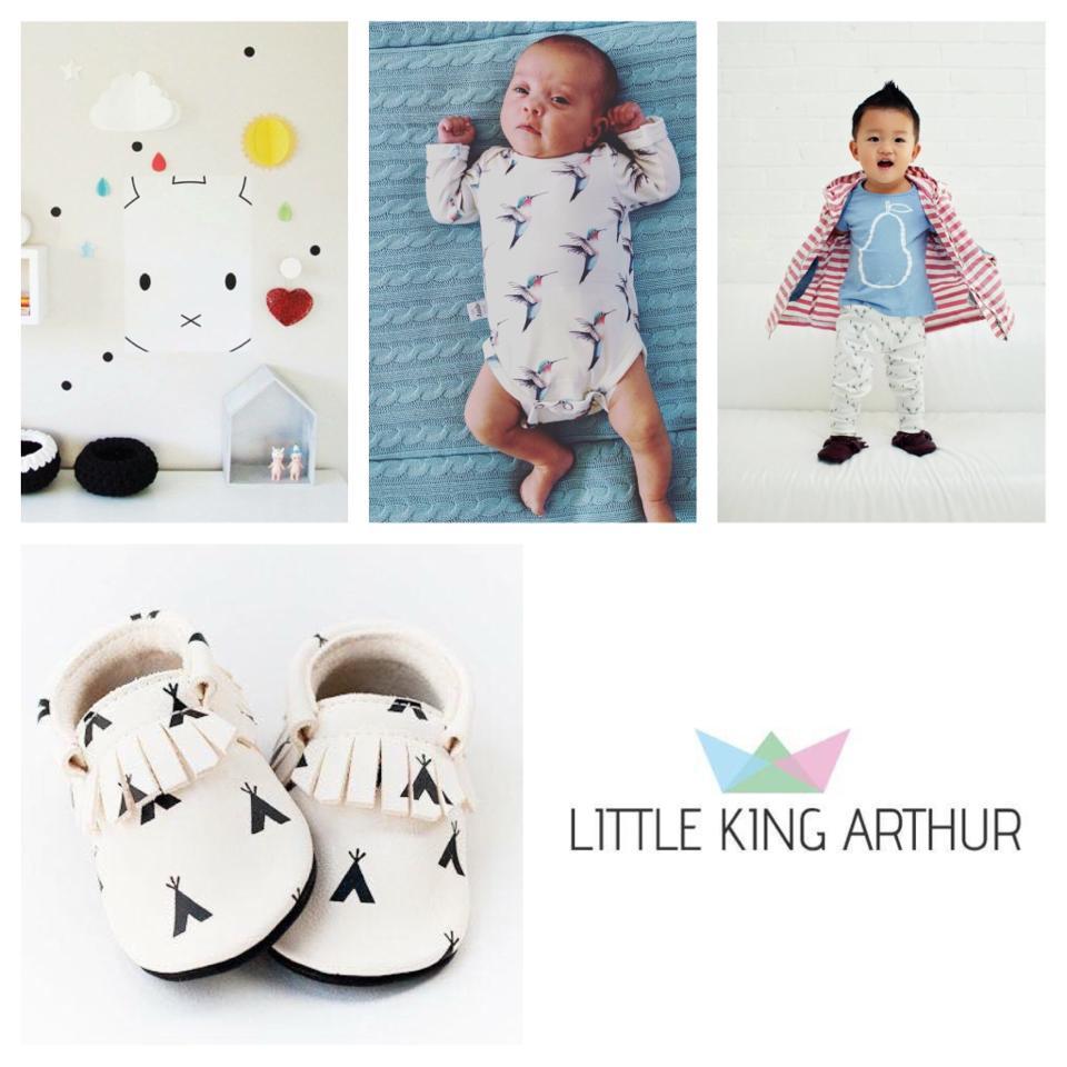 Little King Arthur - Unicorns & Fairytales