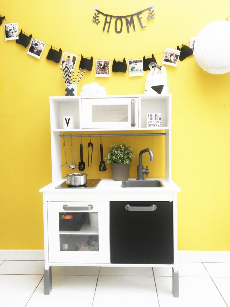ikea duktig kitchen - unicorns & fairytales