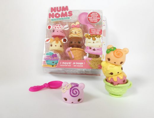 num noms - unicorns & fairytales