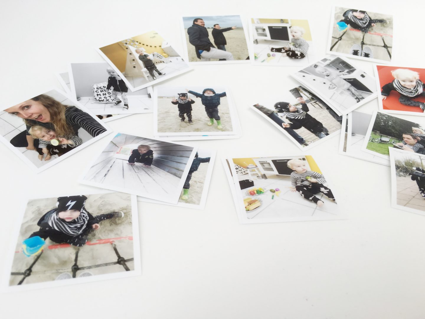 how to look good in polaroids