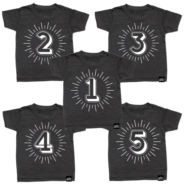 Whistle Flute TypographyNumber GiftSet grande - GET INSPIRED | Birthday shirts