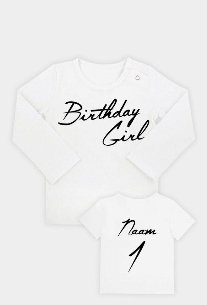 longsleeve birthdaygirl wit 698x1024 - GET INSPIRED   Birthday shirts
